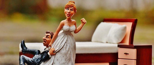 Bruidegom blijkt homo