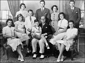 kennedy familie