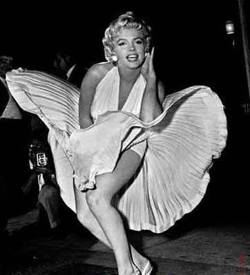 Marilyn Monroe show
