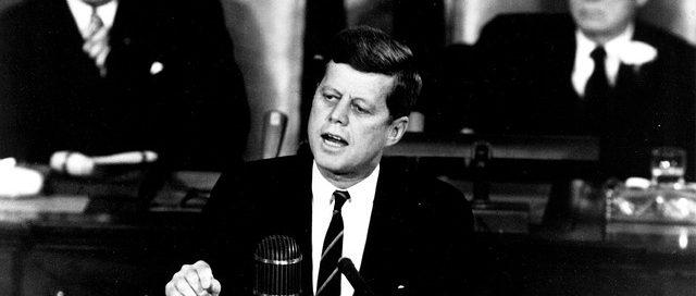 Hoe John F. Kennedy president werd