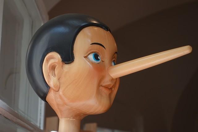 waarom vrouwen liegen