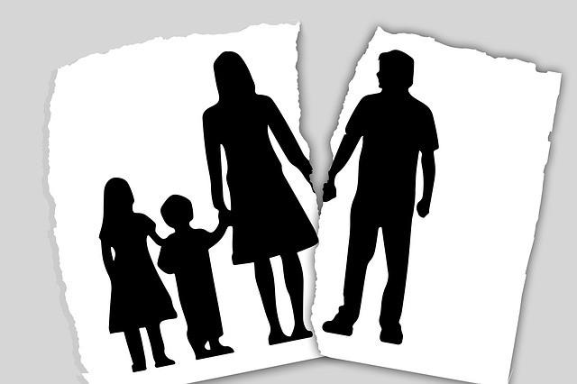 oorzaken van een scheiding