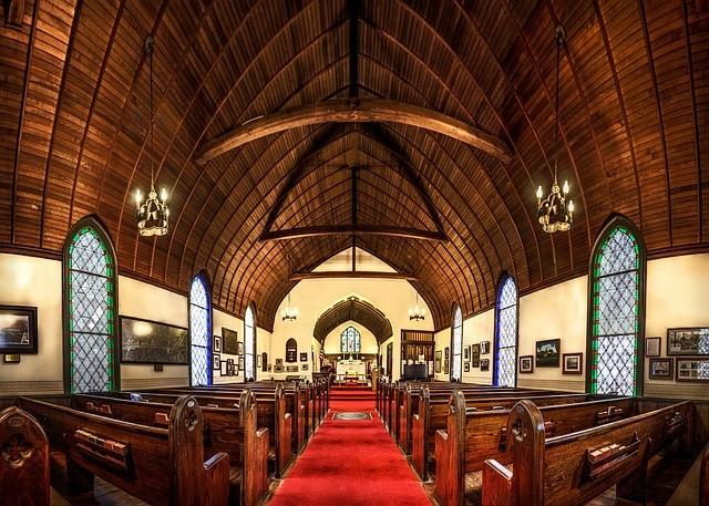 porno in kerk