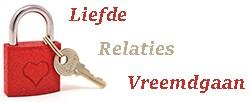 Relaties, liefde en vreemdgaan Logo