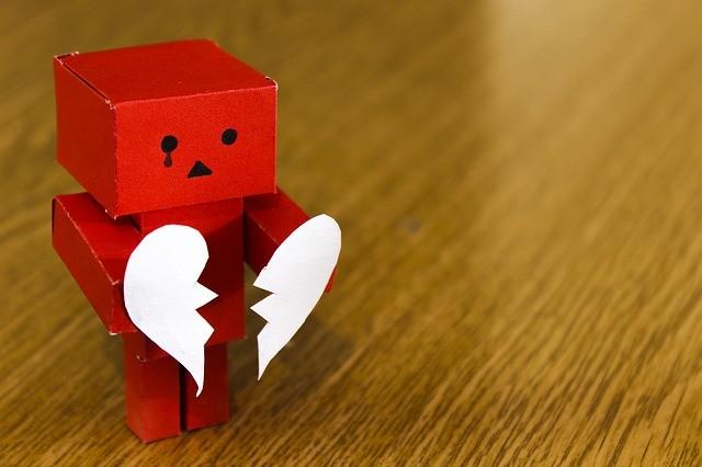 Verliefdheid stoppen
