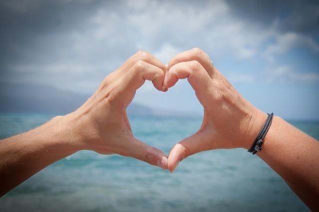 verliefdheid werderzijds