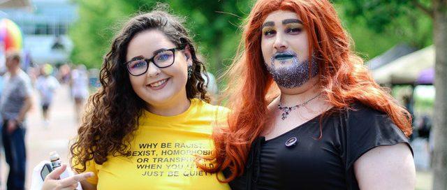 relatie met transgender